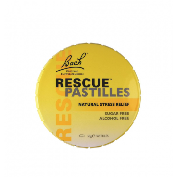 Bach Flower Rescue Remedy Pastilles 50g