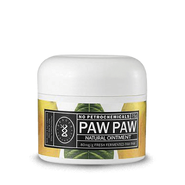 Brauer Paw Paw Natural Ointment 75g Tub