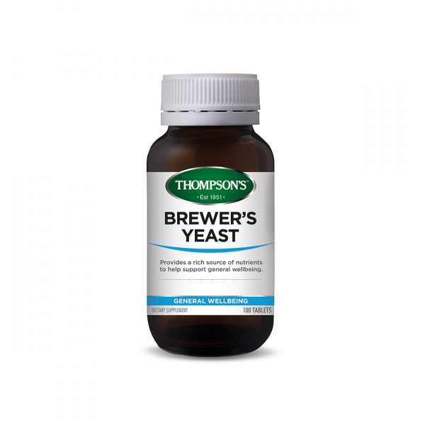 Thompsons Brewers Yeast 100T