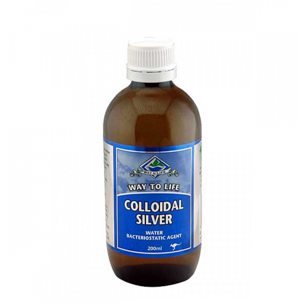 Colloidal Silver 200ml