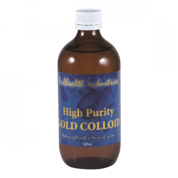 Fulhealth Industries High Purity Gold Colloid 500ml