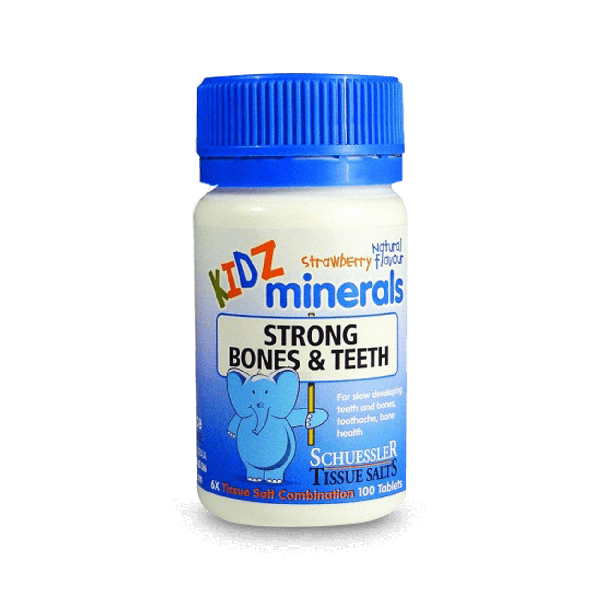 Martin & Pleasance Kidz Minerals Strong Bones and Teeth 100T