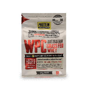 Protein Supplies Australia WPC (Whey Protein Concentrate) - Pure 500g